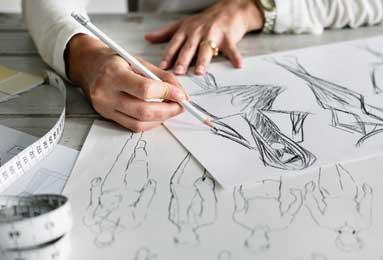 看高手如何设计出客户喜欢的极简风格作品